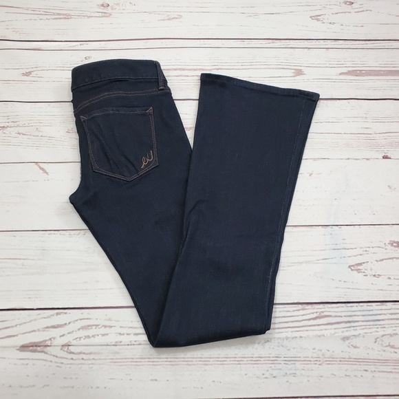 Express Denim - Slim Flare Express Jeans Size Low Rise $70 MSRP